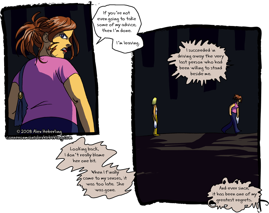 Jenn and Cassie – Page 10